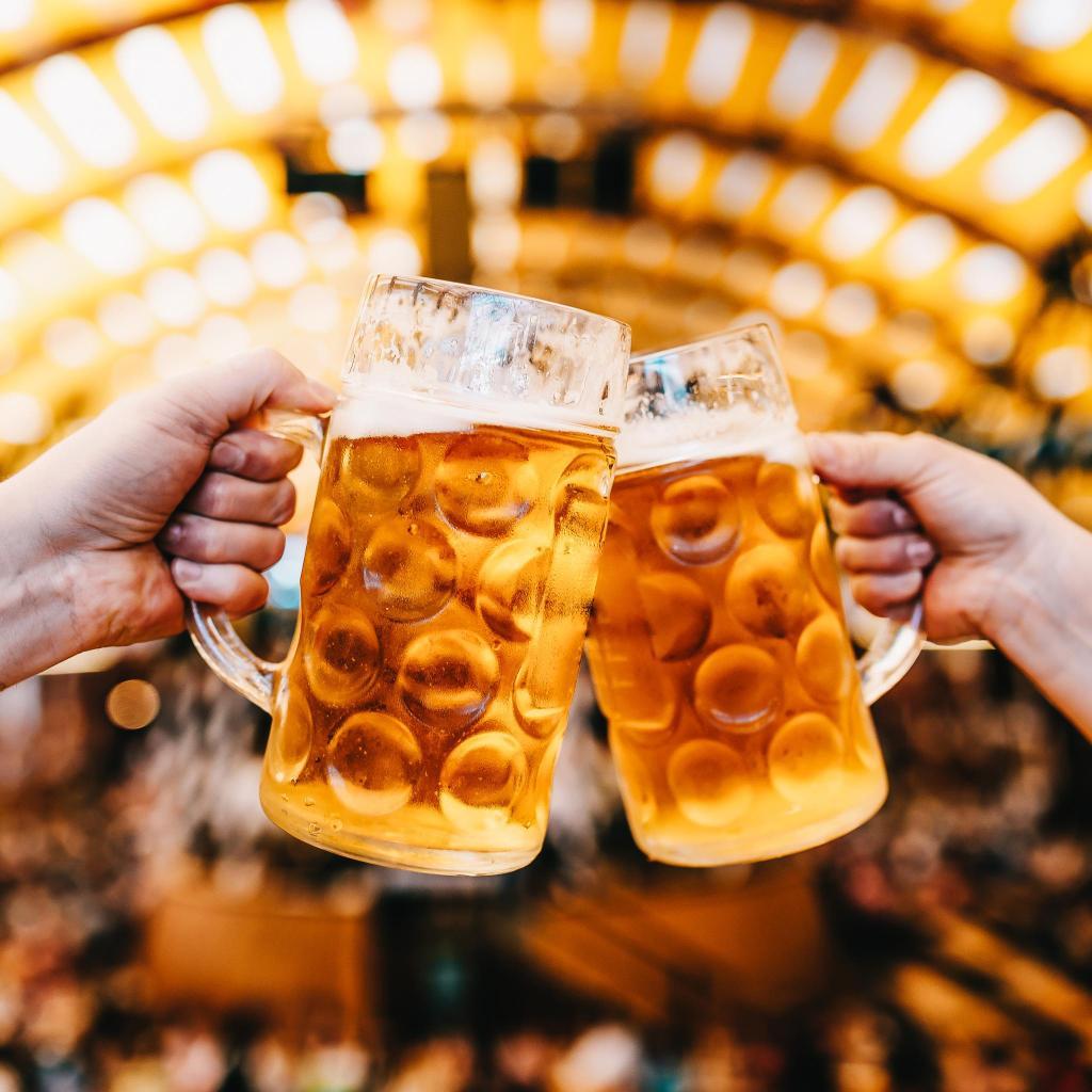 Пивной фестиваль в Циндао стал местом силы для поклонников азиатского пива