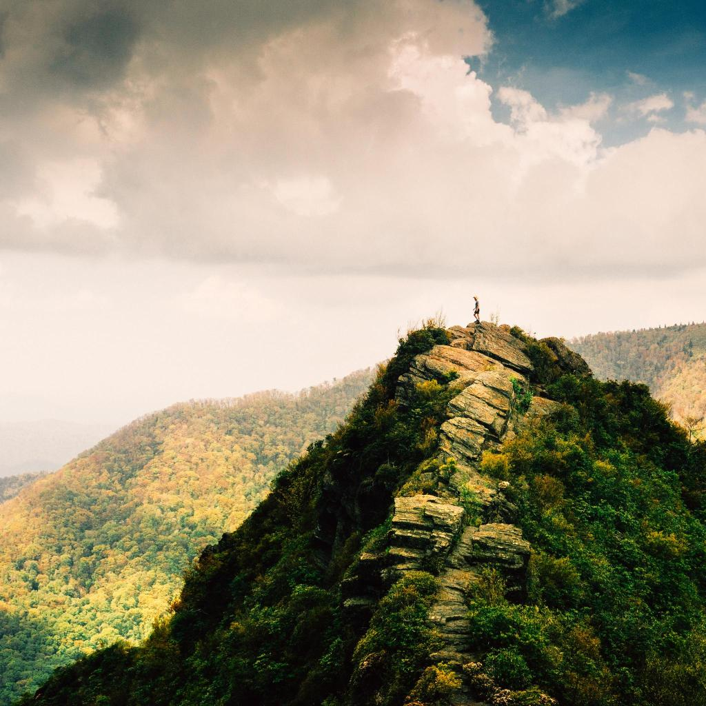 Great Smoky Mountains National Park has epic hiking trails