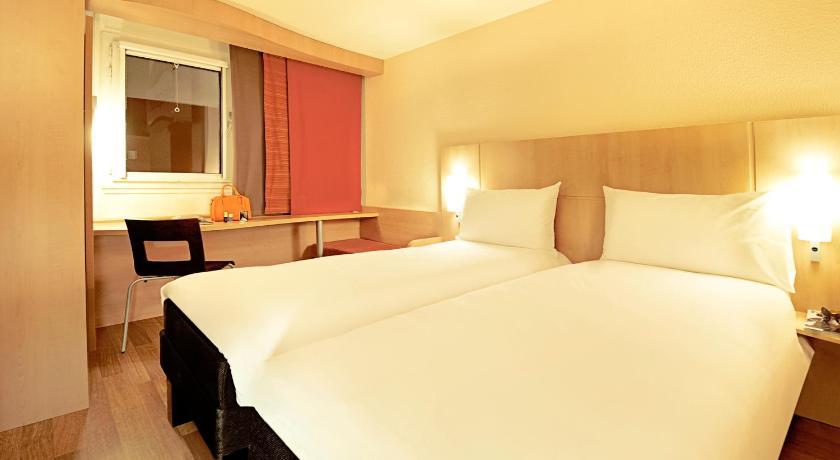Photo de la chambre d'hôtel