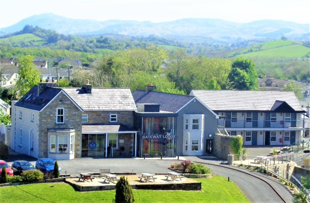 Фото  Отель типа «постель и завтрак»  The Gateway Lodge