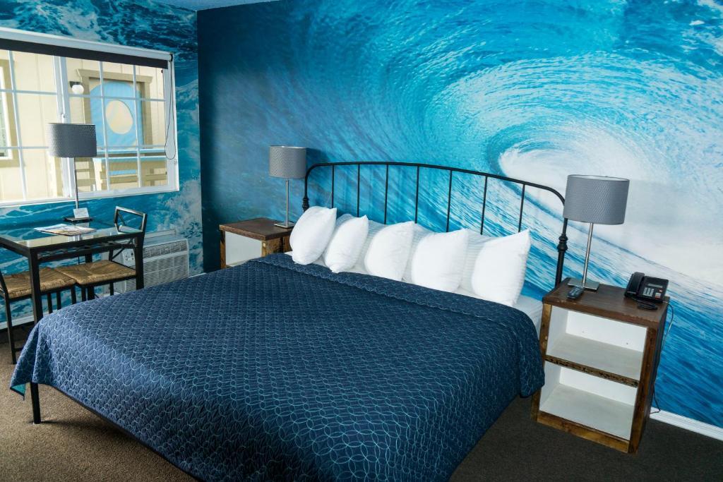 Отель  Отель  Huntington Surf Inn