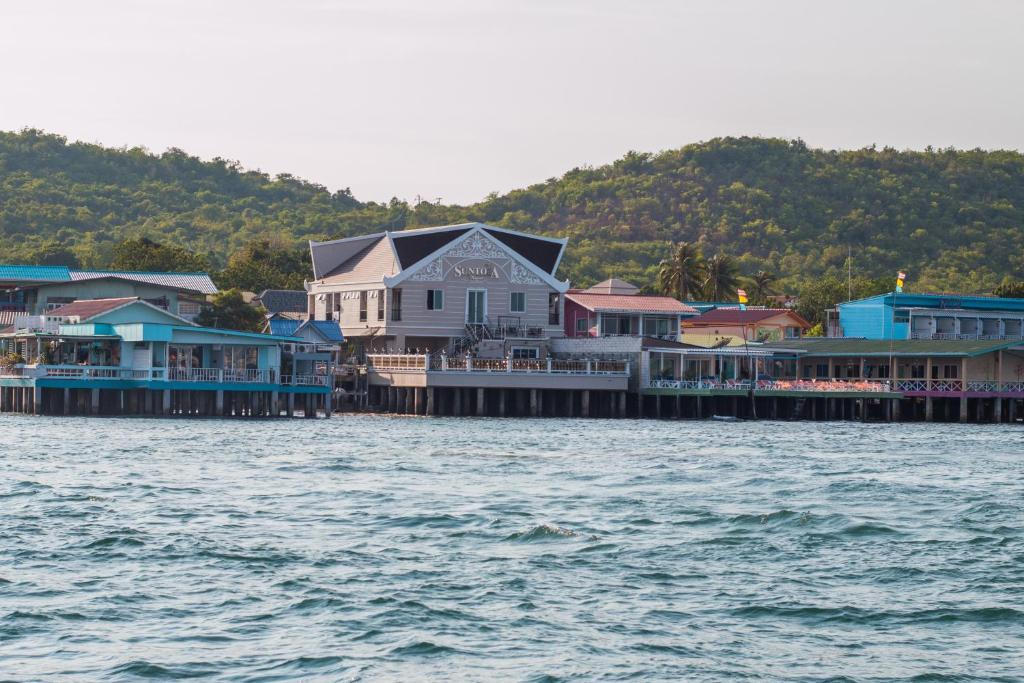 Курортный отель  Suntosa Resort  - отзывы Booking