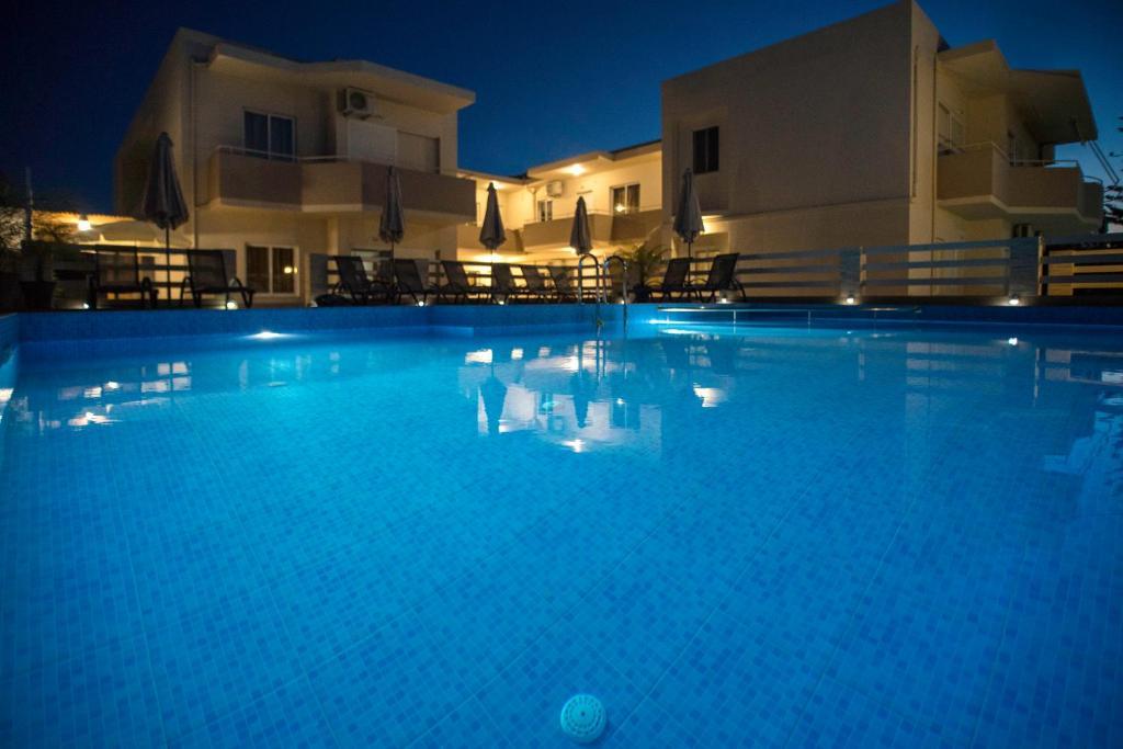 Апартаменты/квартиры Naiades Luxury Apartments - отзывы Booking