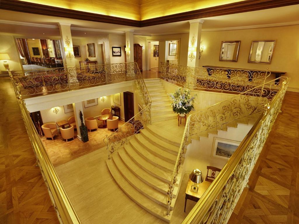 Отель  Colombi Hotel  - отзывы Booking