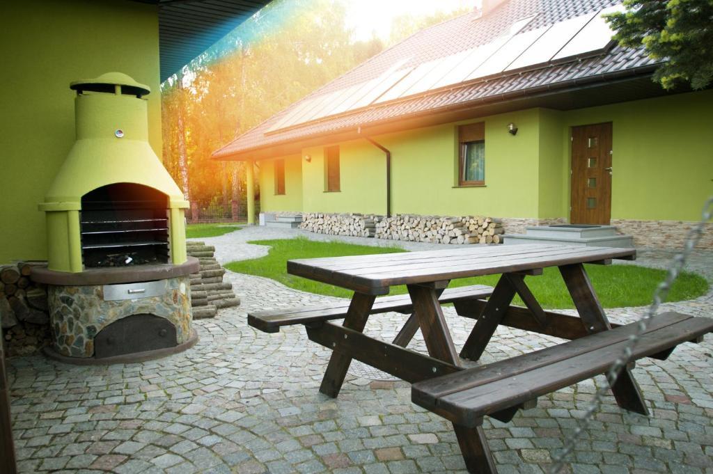 Отель типа «постель и завтрак»  Dom Wakacyjny ODSAPKA  - отзывы Booking