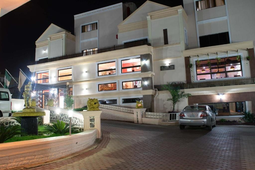 Отель Отель Casalinda Hotel & Gallery Resort