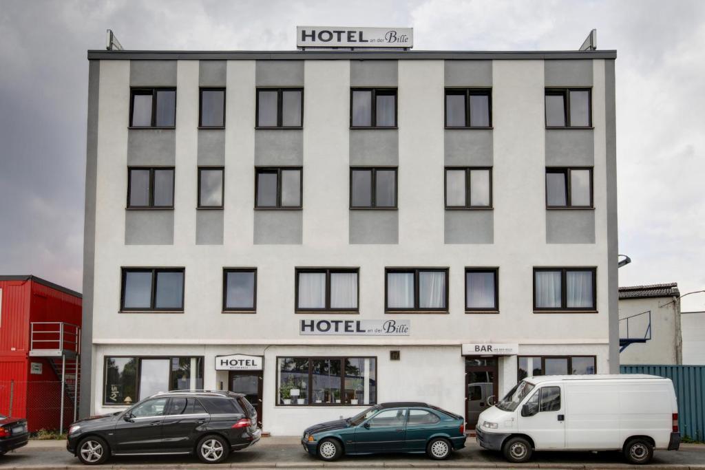 Гостевой дом  ITM Hotel an der Bille  - отзывы Booking