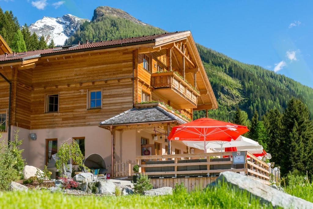 Мини-гостиница  Alpenlodge Windischgrätzhöhe  - отзывы Booking