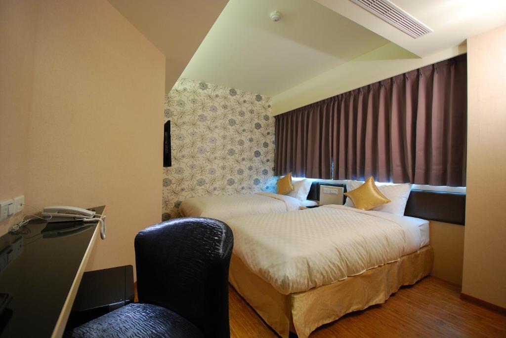 Отель  Shinshin Hotel  - отзывы Booking