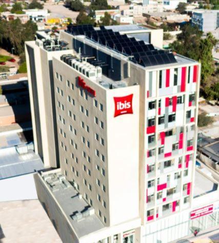 Отель ibis Copiapo - отзывы Booking