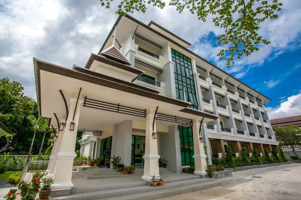Апарт-отель Wanarom Residence Hotel