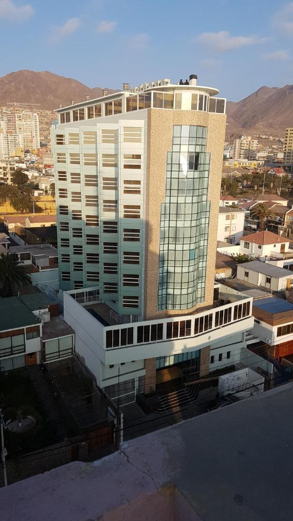Отель  Отель  Hotel Costa Pacifico - Suite