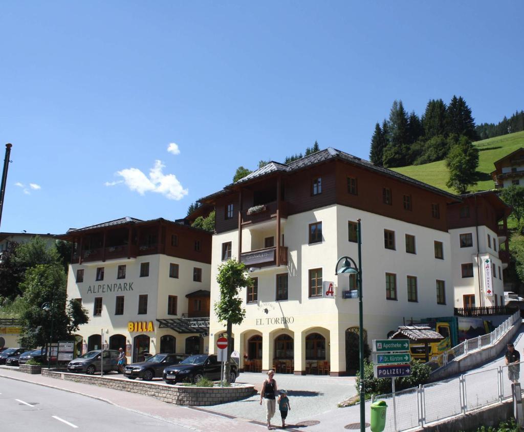 Апартаменты/квартиры  Appartementhaus Alpenpark  - отзывы Booking