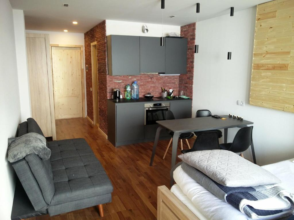 Апартаменты/квартира 7 Senses Apartment New Gudauri - отзывы Booking