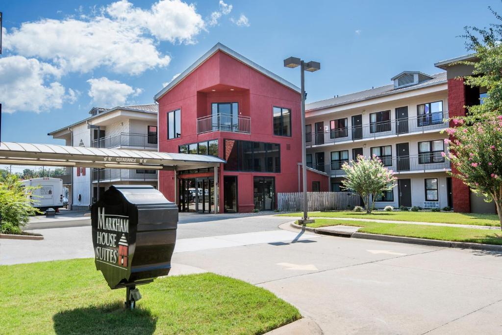 Мотель  Markham House Suites Little Rock Medical Center  - отзывы Booking