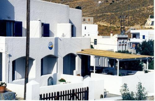 Отель  Naias  - отзывы Booking
