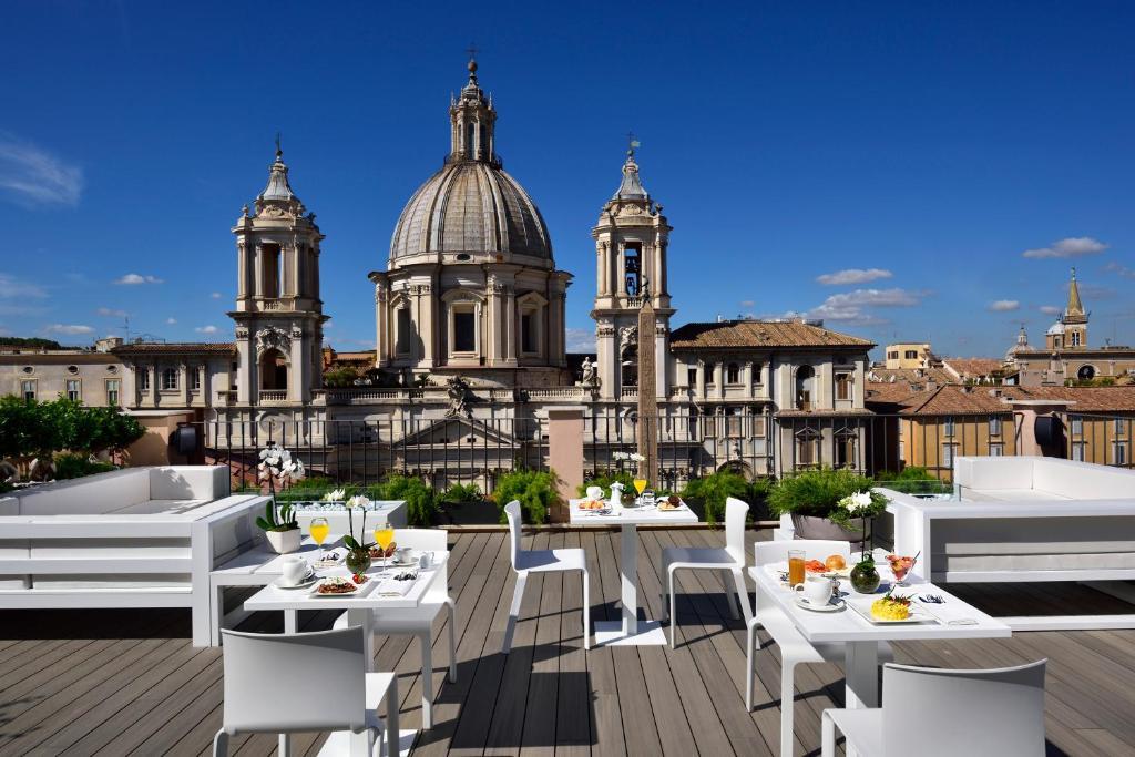 Фото Отель типа «постель и завтрак» Lifestyle Suites Rome