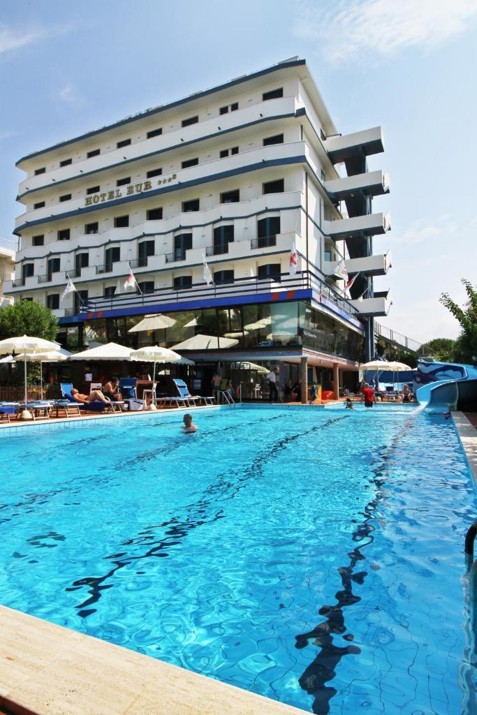 Отель  Hotel Eur  - отзывы Booking