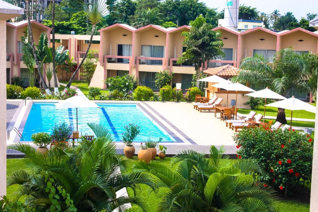 Отель Hôtel Elaïs - отзывы Booking
