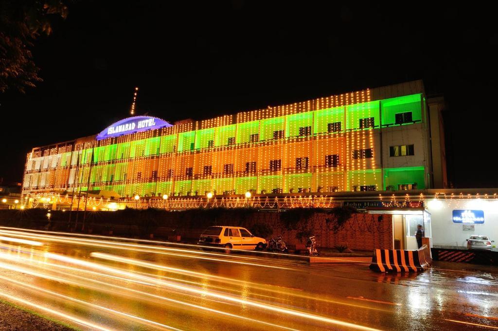 Отель Отель Islamabad Hotel