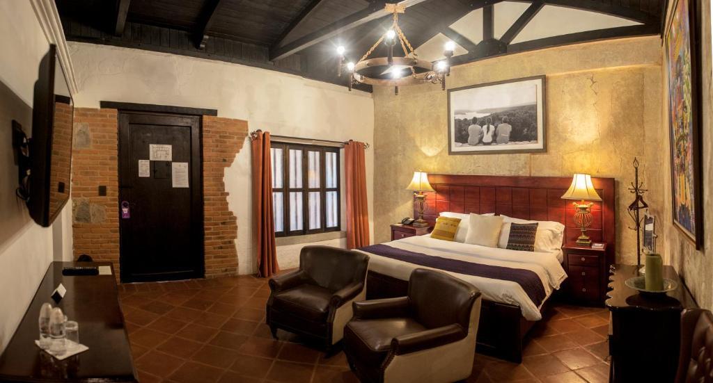 Отель  Отель  Los Olivos Boutique Hotel Antigua Guatemala