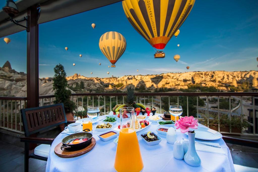 Отель  Goreme Kaya Otel  - отзывы Booking