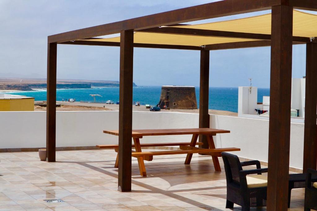 Апартаменты/квартиры  Casa Sunshine Cotillo Mar