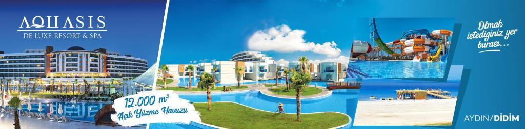 Отель  Aquasis De Luxe Resort & SPA - Ultra All Inclusive  - отзывы Booking