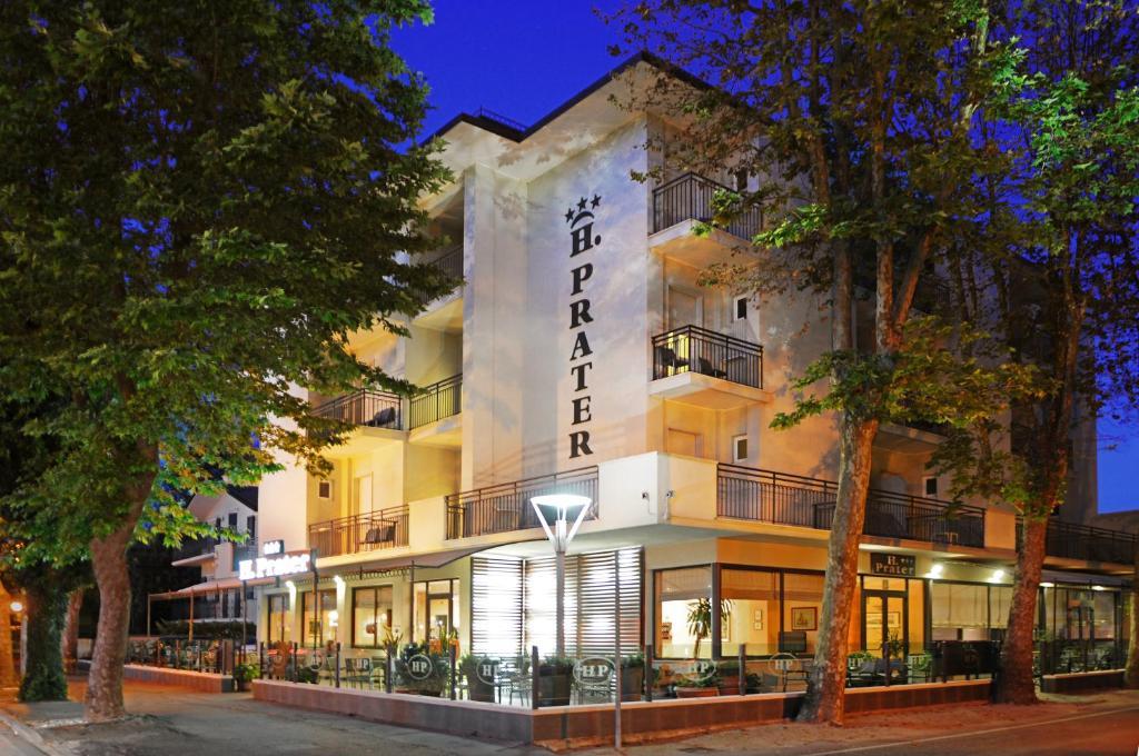 Отель  Hotel Prater  - отзывы Booking