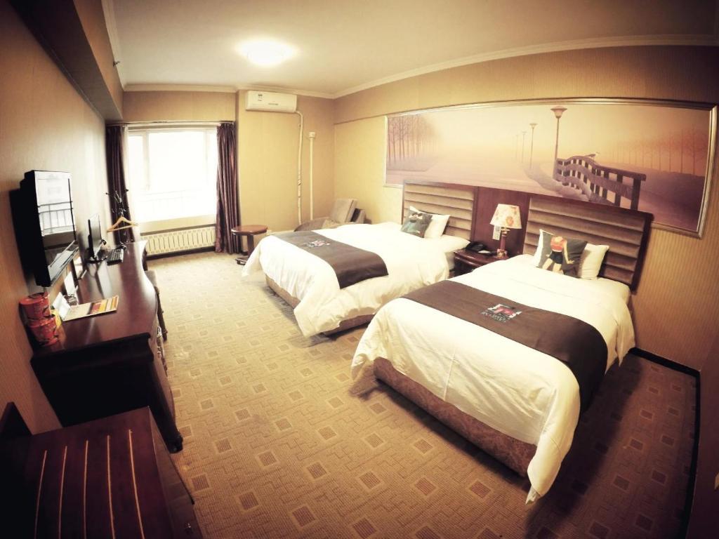 Отель  Pai Hotel Harbin Saint Sophia Cathedral Yimian Street  - отзывы Booking