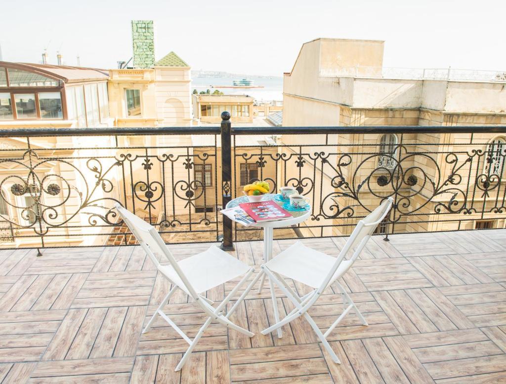 Отель Two Seasons Boutique Hotel Baku - отзывы Booking