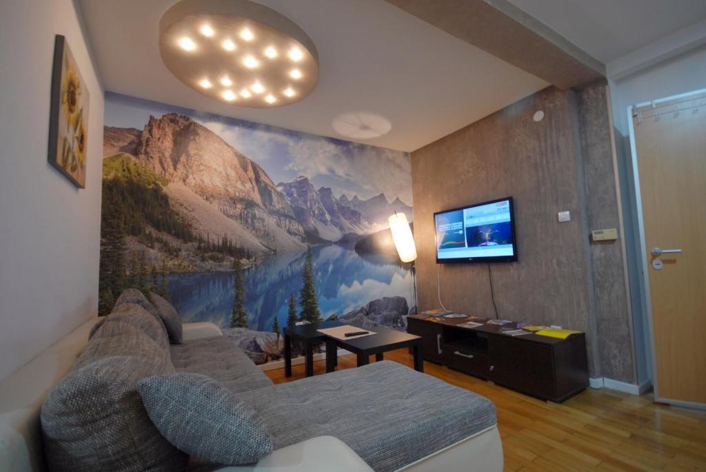 Апартаменты/квартиры  Franstal Apartments