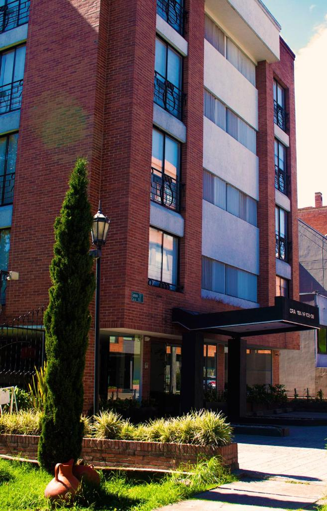 Апарт-отель  Apartaestudios Los Andes