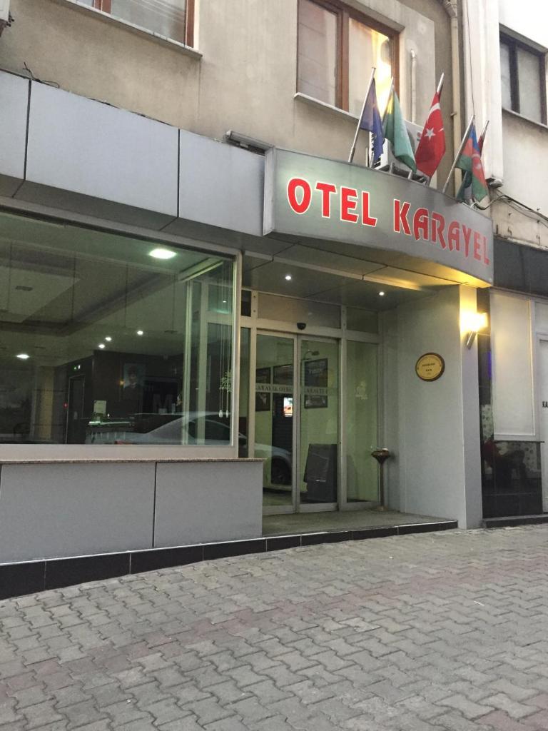 Отель  Karayel Hotel  - отзывы Booking