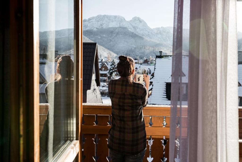 Отель типа «постель и завтрак» Willa Malinowa