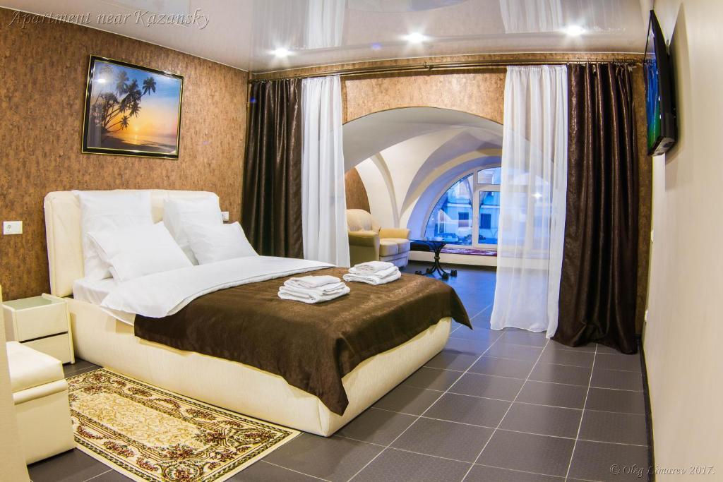 Апартаменты/квартира Apartment near Kazansky - отзывы Booking