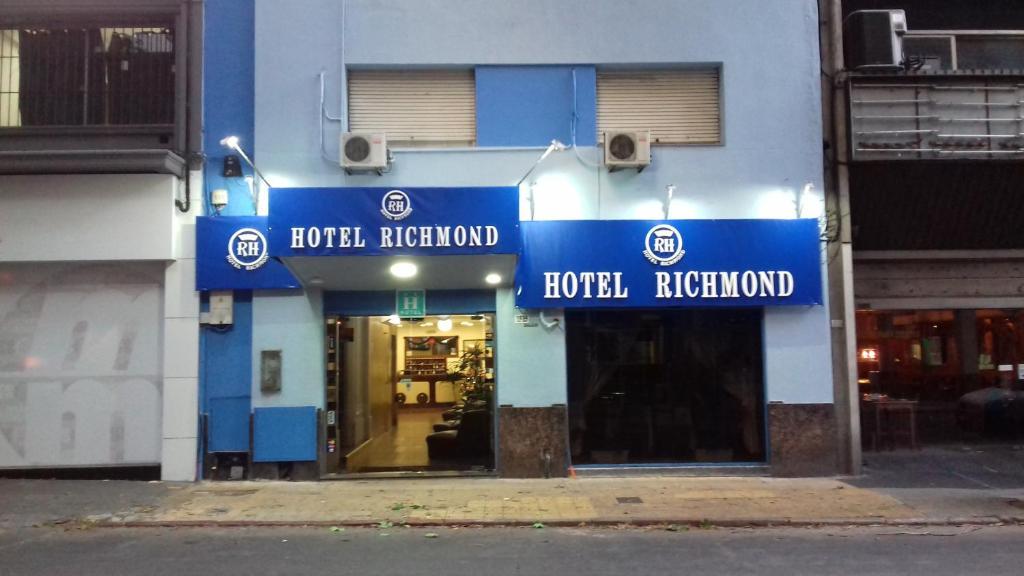 Отель Hotel Richmond - отзывы Booking