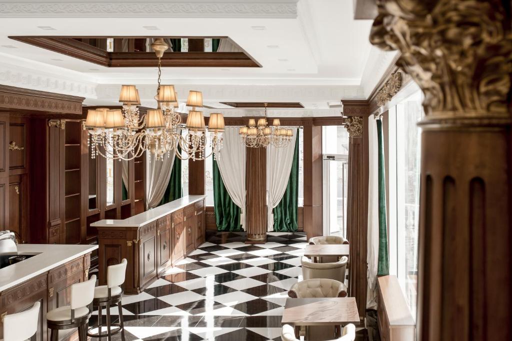 Отель London Boutique Hotel - отзывы Booking