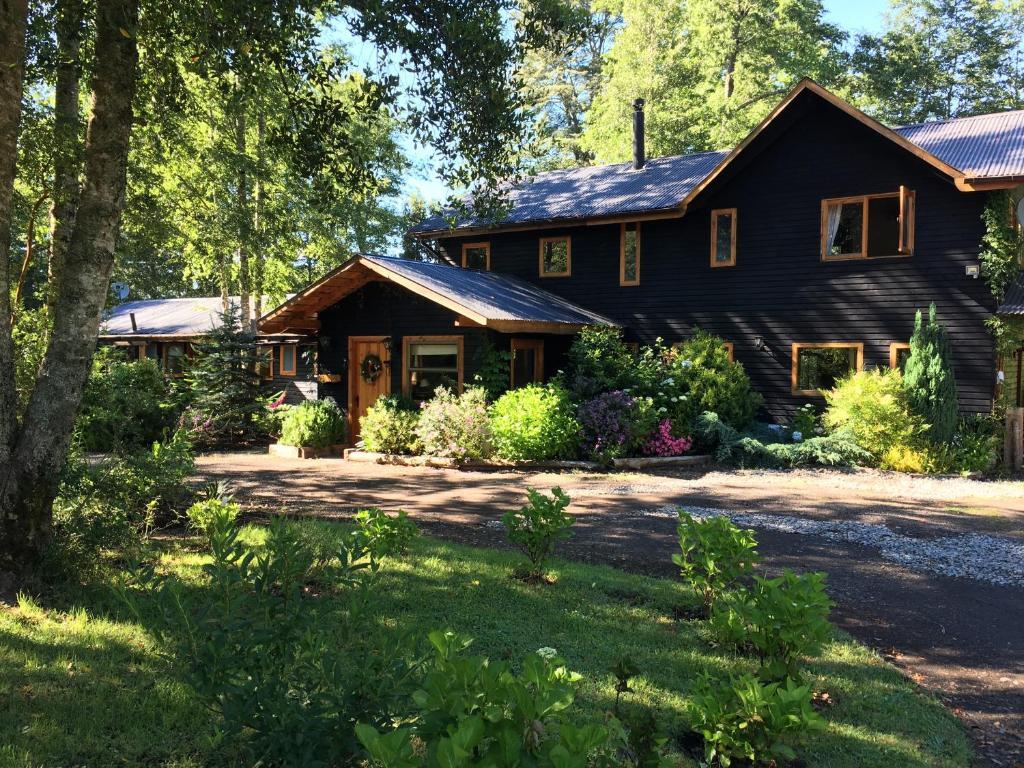 Дома для отпуска  Lodge & Tenis Pucon  - отзывы Booking