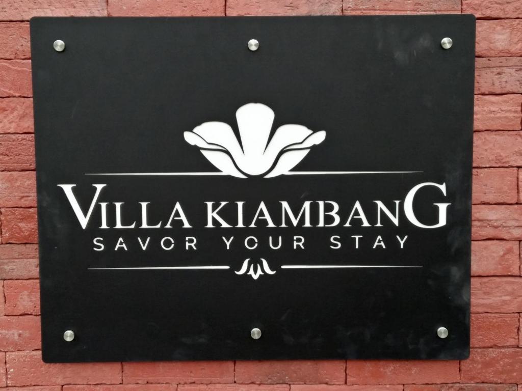 Вилла  Villa Kiambang