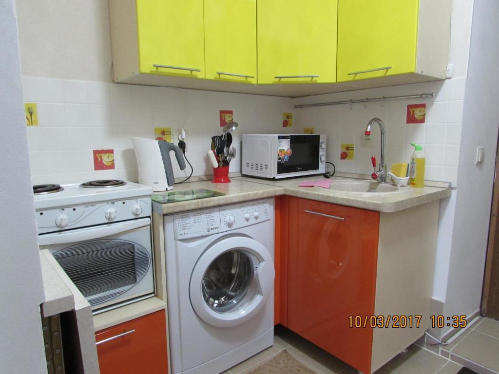 Апартаменты/квартира  Apartment 40 let Oktyabrya 26  - отзывы Booking