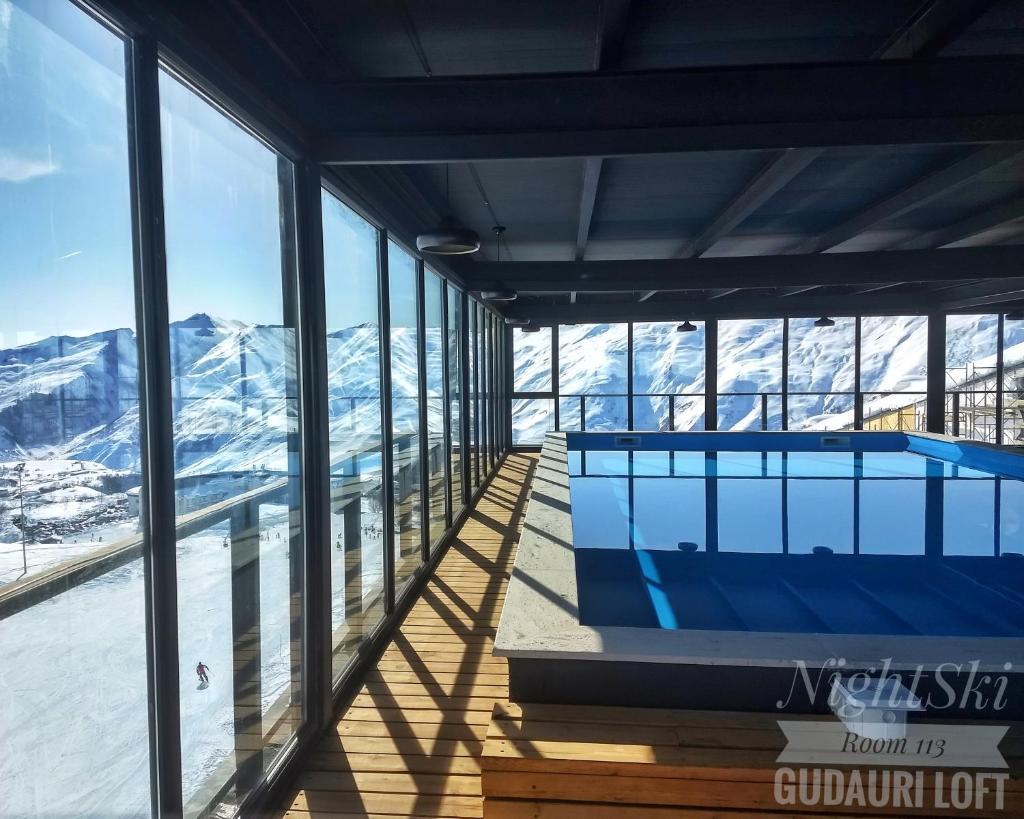 Апарт-отель  Nightski Room Gudauri Hotel Loft  - отзывы Booking