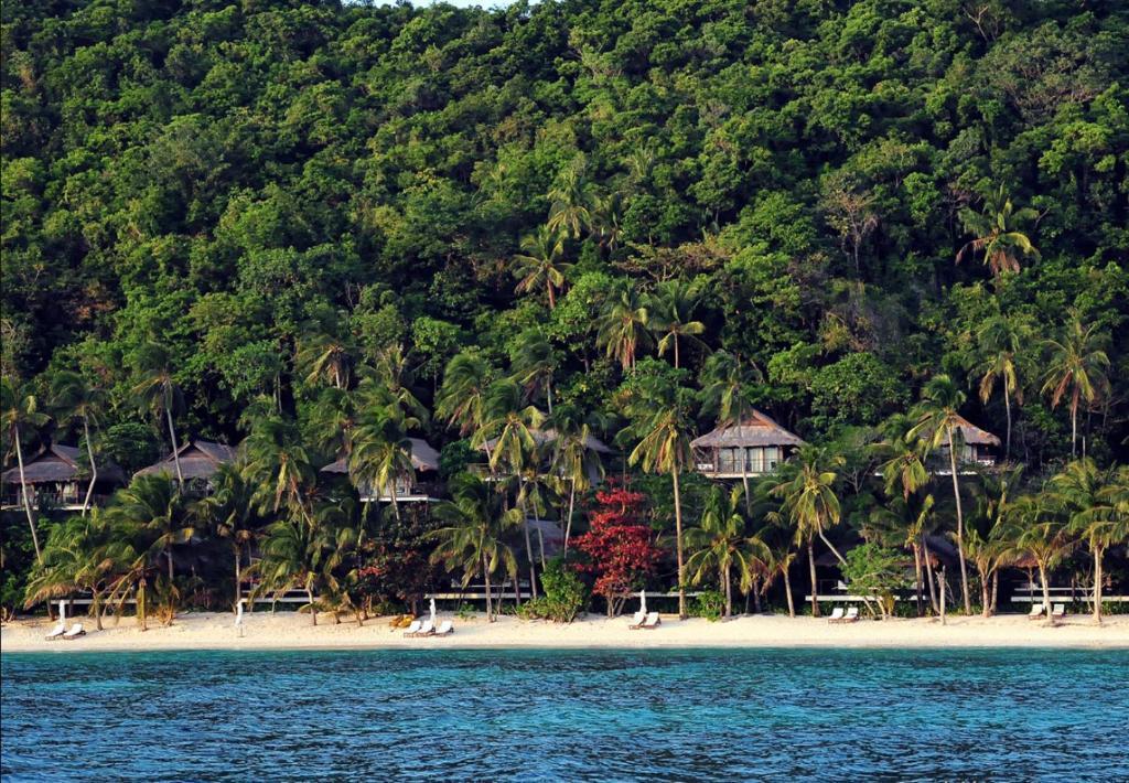 Курортный отель  El Nido Resorts Pangulasian Island  - отзывы Booking
