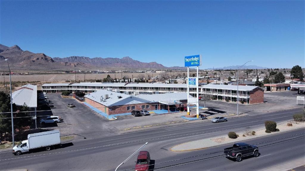 Мотель  Мотель  Super Lodge Motel El Paso