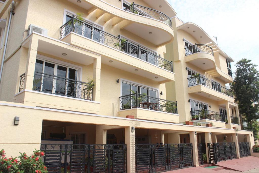 Апартаменты/квартиры  Service Inn 22 Abhyudayam