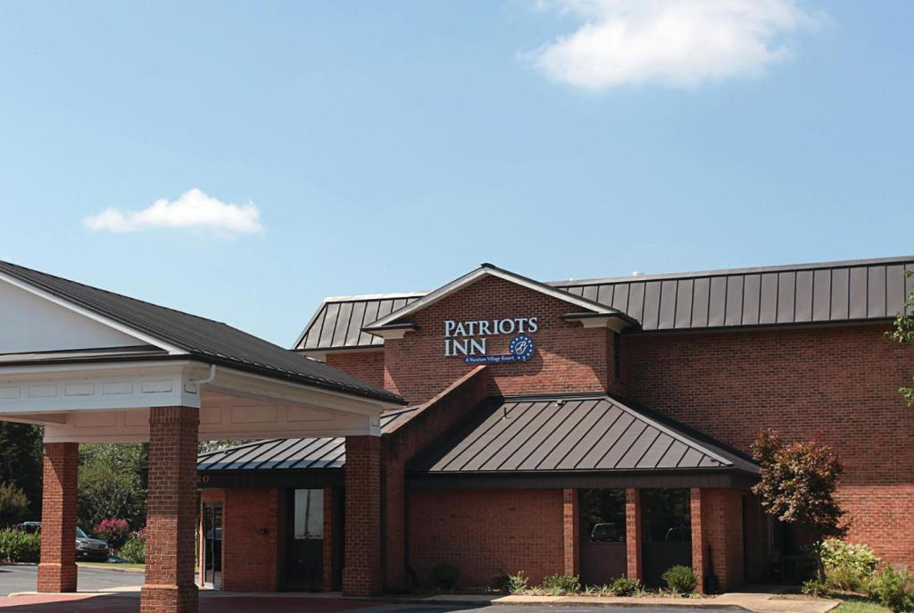 Курортный отель  Patriots Inn  - отзывы Booking