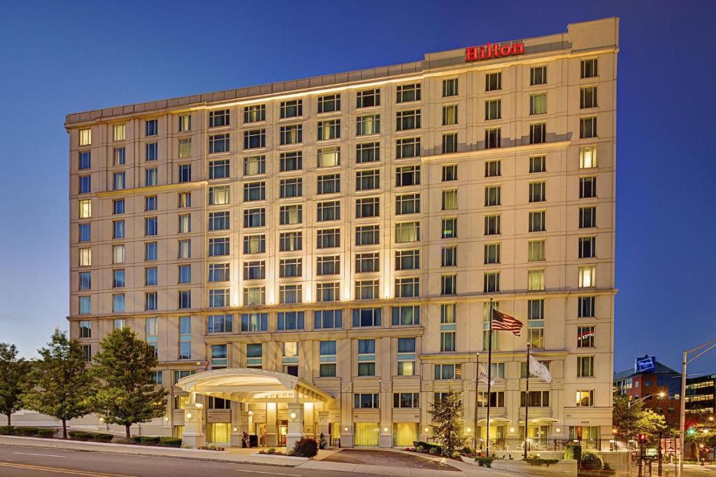 Отель Hilton Providence - отзывы Booking