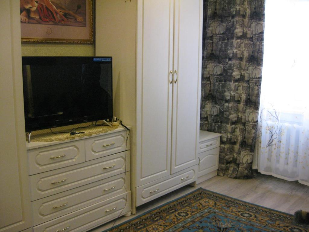 Апартаменты/квартира Apartment on Olimpiyskaya 81 et3 - отзывы Booking