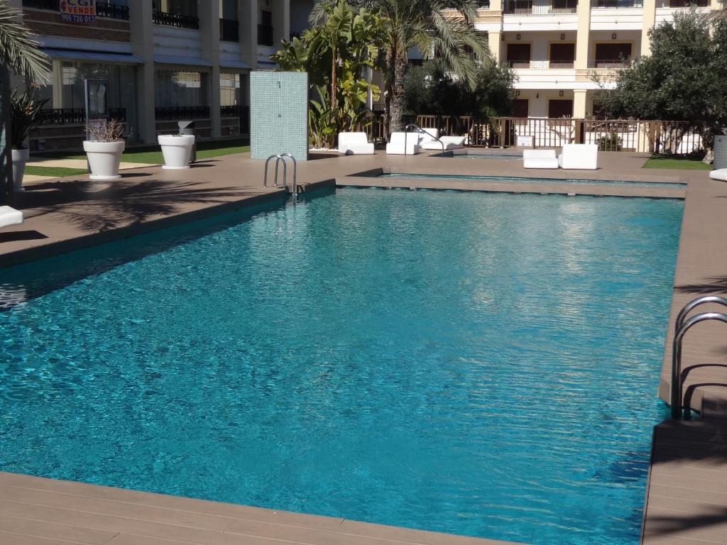 Апартаменты/квартира Guardamar Hill Sea View Apartment - отзывы Booking