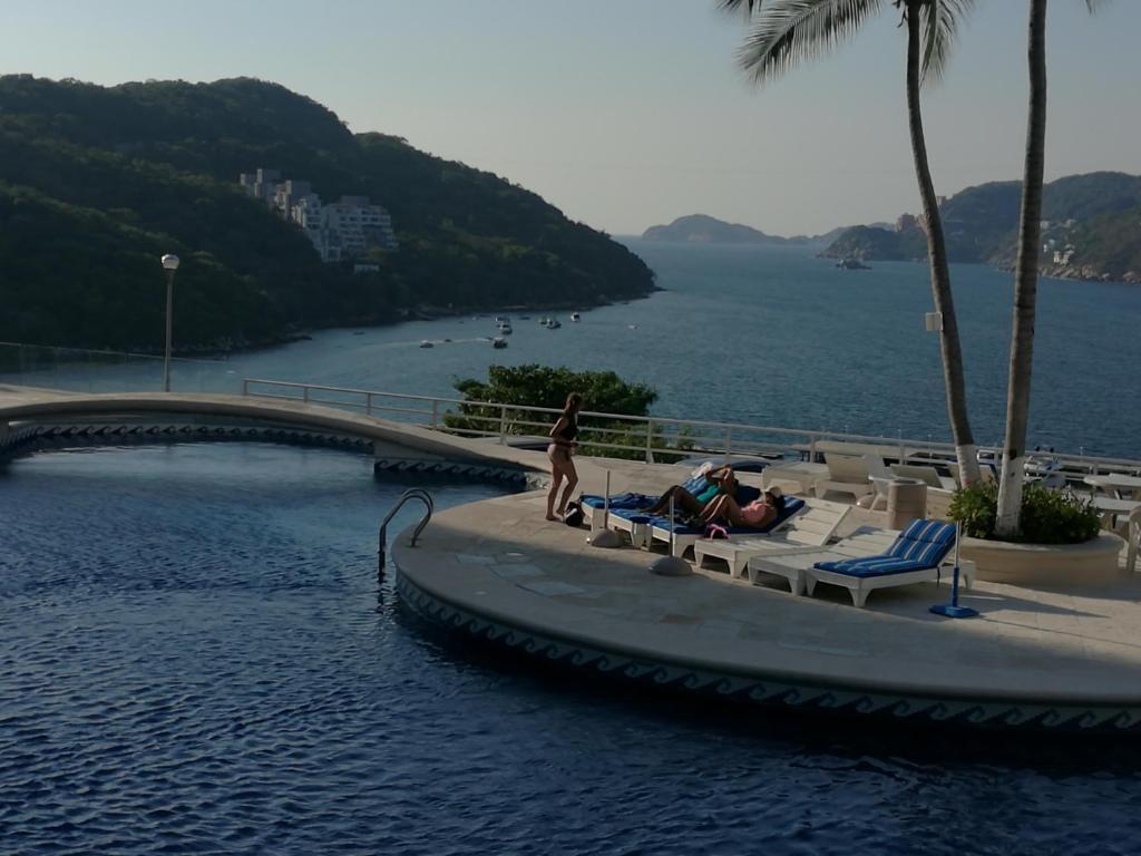 Апартаменты/квартира Departamento Acapulco Diamante